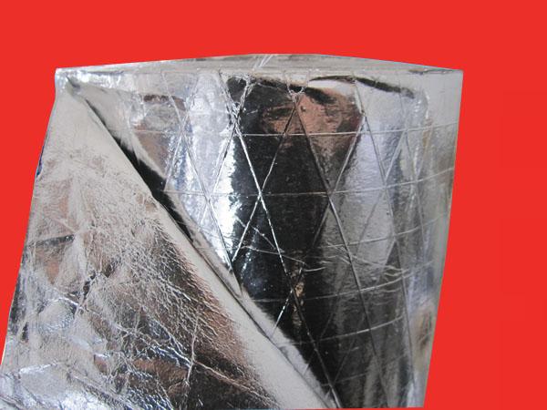 双面铝箔夹筋